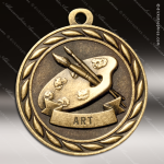 Medallion Sculpted Series Scholastic Art Medal School Scholastic Medals