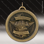Medallion Value Series Scholastic Outstanding Student Medal School Scholastic Medals