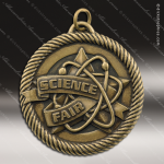 Medallion Value Scholastic Science Medal Fair School Scholastic Medals