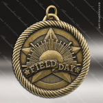 Medallion Value Series Scholastic Field Day Medal School Scholastic Medals