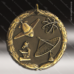 Medallion XR Series Scholastic Science Medal School Scholastic Medals