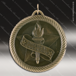 Medallion Value Series Scholastic Physical Education PE Medal School Scholastic Medals