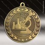 Medallion Illusion Series Scholastic Academic Science Medal School Scholastic Medals