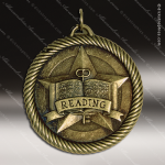 Medallion Value Scholastic Reading Medal School Scholastic Medals