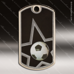 Medallion Star Series Dog Tag Soccer Medal Soccer Medals