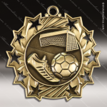 Medallion Ten Star Series Soccer Medal Soccer Medals