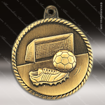 Medallion High Relief Series Soccer Medal Soccer Medals