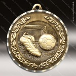 Medallion Diamond Edge Series Soccer Medal Soccer Medals