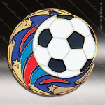 Medallion Color Star Series Soccer Medal Soccer Medals
