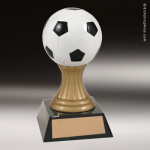 Resin Sport Series Soccer Trophy Award Soccer Trophies