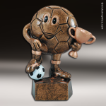 Resin Sports Buddy Series Soccer Trophy Award Soccer Trophies