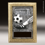Resin Plaque Series Soccer Trophy Award Soccer Trophies