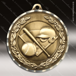 Medallion Diamond Edge Series Baseball Medal Softball Medals