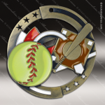Medallion Enamel Series Softball Medal Softball Medals