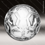 Typel Sport Glass Soccer Ball Trophy Award Sport Crystal Awards