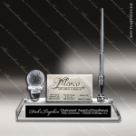 Golf Pen Set Sport Crystal Awards