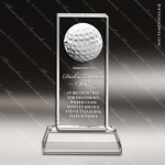 Crystal  Sport Golf Trophy Award Trophy Award Sport Crystal Awards