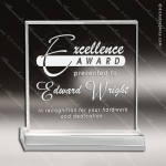 Acrylic  Clear Square Trophy Award Square Rectangle Acrylic Awards