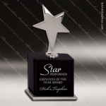 Silver Star Award Star Trophy Awards