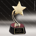 Star On Base Star Trophy Awards