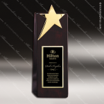 Tower With Shooting Star Star Trophy Awards