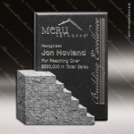 Corporate Stone Cornerstone Award Placard Award Stone Marble Finish Plaques