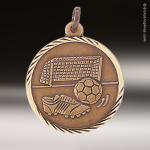 Medallion Sunray Series Soccer Medal Sunray Medallion Medals