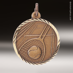 Medallion Sunray Series Tennis Medal Sunray Medallion Medals