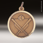 Medallion Sunray Series Baseball Medal Sunray Medallion Medals