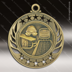 Medallion Galaxy Series Swimming Medal Swimming Medals