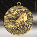 Medallion M90/M91 Series Swimming Medal - Male Swimming Medals