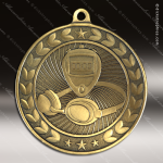 Medallion Illusion Series Swimming Medal Swimming Medals
