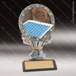 Kids Resin All-Star Series Swimming Trophy Awards Swimming Trophy Awards