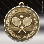 Medallion Diamond Edge Series Tennis Medal Tennis Medals
