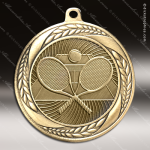 Medallion Laurel Wreath Series Tennis Medal Tennis Medals