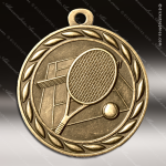 Medallion Sculpted Series Tennis Medal Tennis Medals