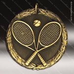 Medallion XR Series Tennis Medal Tennis Medals