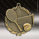 Medallion Wreath Series Tennis Medal Tennis Medals