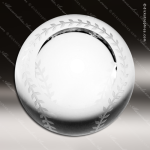 Crystal Sport Baseball Paperweight Trophy Award Topmost Prism Crystal Trophy Awards