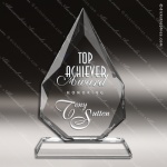 Crystal  Legend Trophy Award Toujours Series Crystal Trophy Awards