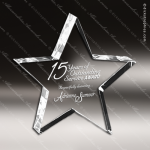 Crystal  Baby Star Trophy Award Toujours Series Crystal Trophy Awards