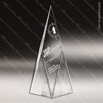 Crystal  Apex Trophy Award Toujours Series Crystal Trophy Awards