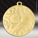 Medallion Superstar Series Track Medal Track Running Medals