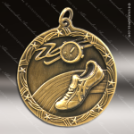 Medallion Shooting Star Series Track Cross Country Medal Track Running Medals