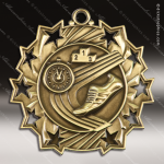 Medallion Ten Star Series Track Medal Track Running Medals