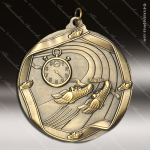 Medallion Wreath Cast Series Track Medal Track Running Medals