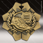 Medallion Imperial Series Track Cross Country Medal Track Running Medals