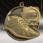 Medallion Mega Series Track Cross Country Medal Track Running Medals
