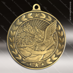 Medallion Illusion Series Track Cross Country Medal Track Running Medals