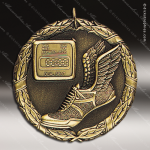 Medallion XR Series Track Cross Country Medal Track Running Medals
